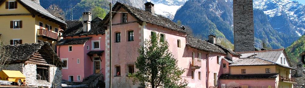 Casa Antica Sornico